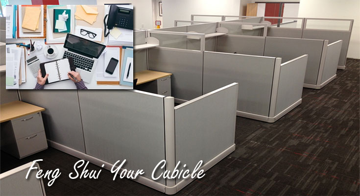 Feng Shui Your Cubicle
